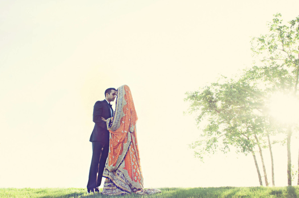Carasco Photo_South Asian Bride and Groom