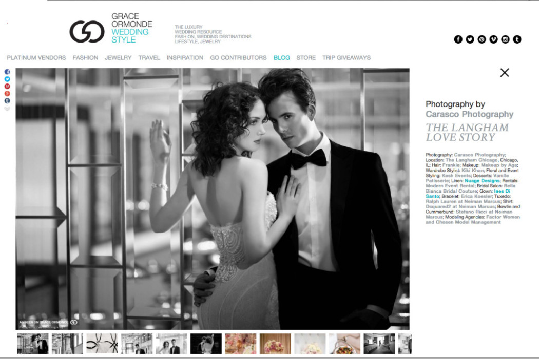 the langham love story featured on grace ormonde wedding style magazine